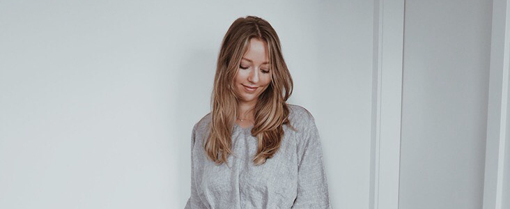 FS Curated by you: Emily Lightly makes the Everyday Dress by In the Folds